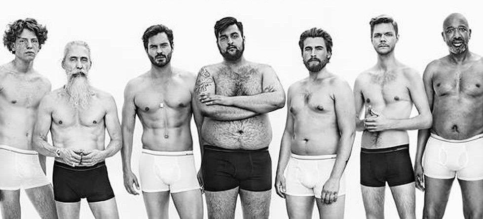 tipo de cuerpo hombres