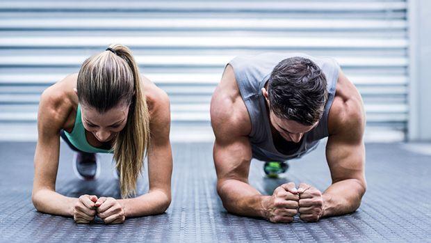 Planchas los mejores ejercicios de abdomen