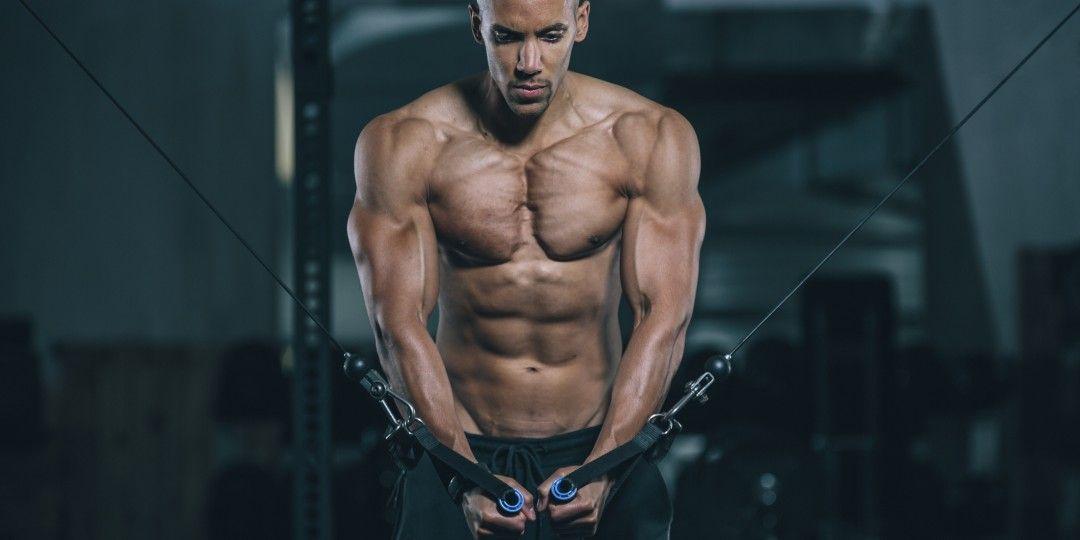 Rutina para pectorales en el gym