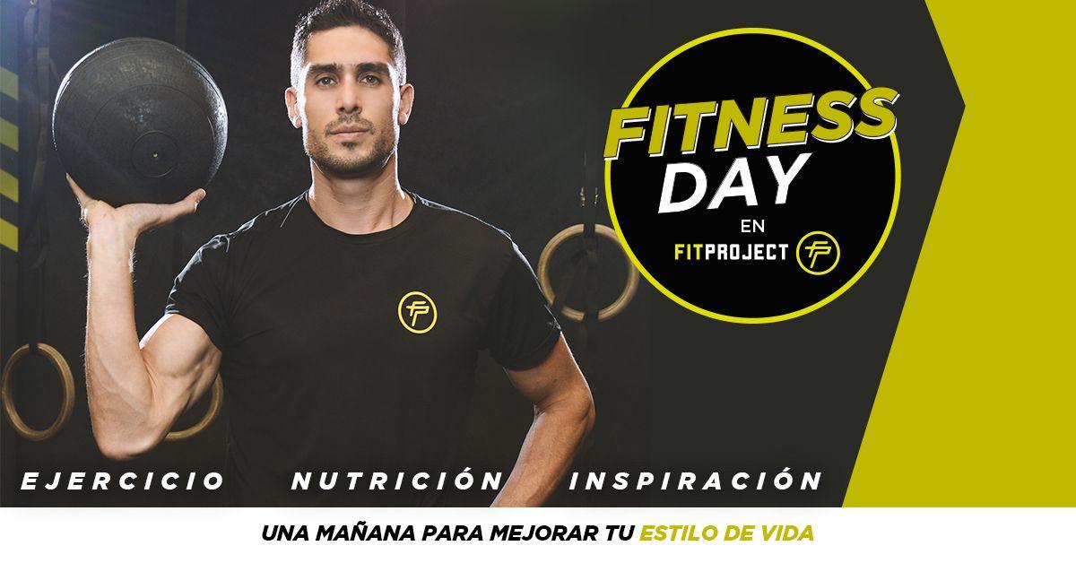Fitness Day: Ejercicio, Nutrición e Inspiración