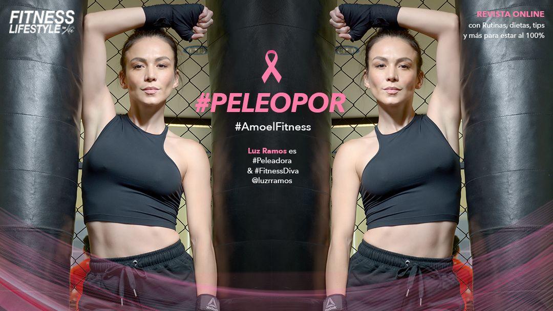 Luz Ramos: Actriz y ¡Fitness Woman!