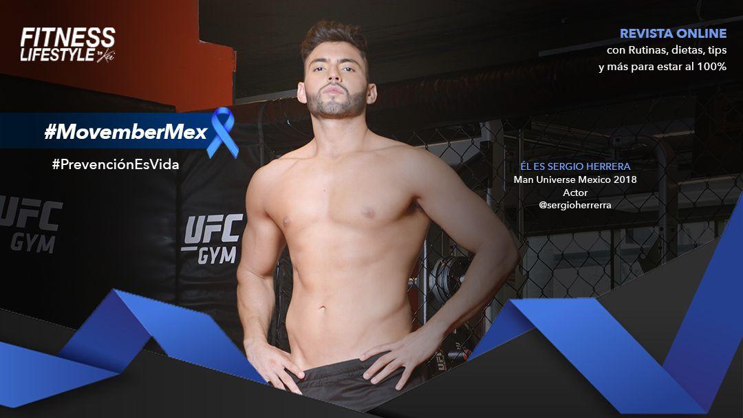 Cómo ser un modelo masculino: Sergio Herrera