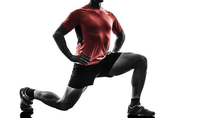 Los mejores ejercicios para glúteo: Desplantes