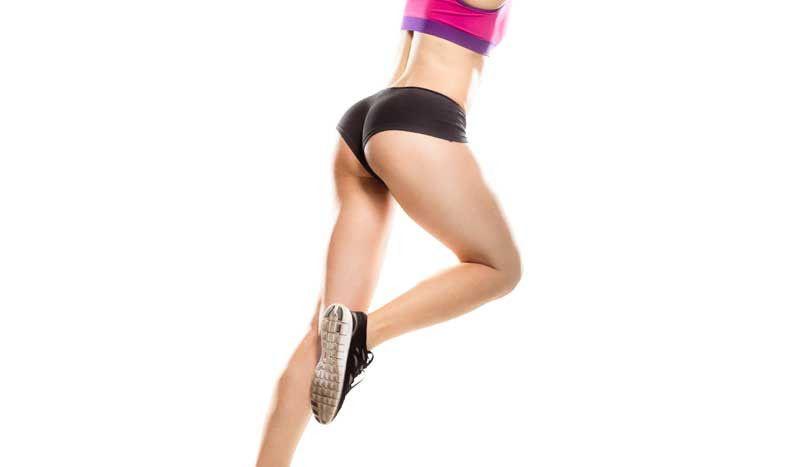 Entrena con inclinación para subir glúteo y pantorrilla