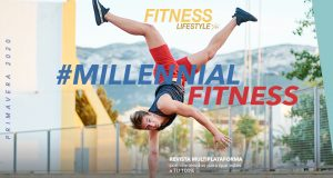 revista fitness lifestyle primavera 2020, millennial fitness
