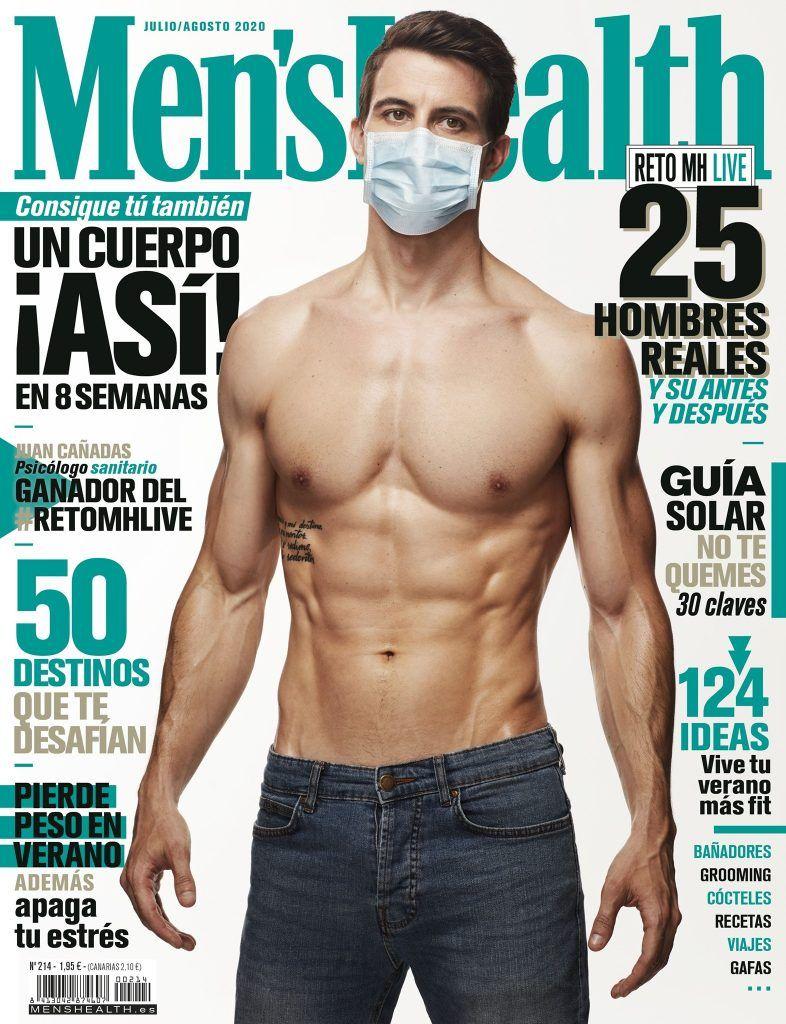 El mejor secreto de nutrición y ejercicio para marcar abdomen de Juan Cañadas