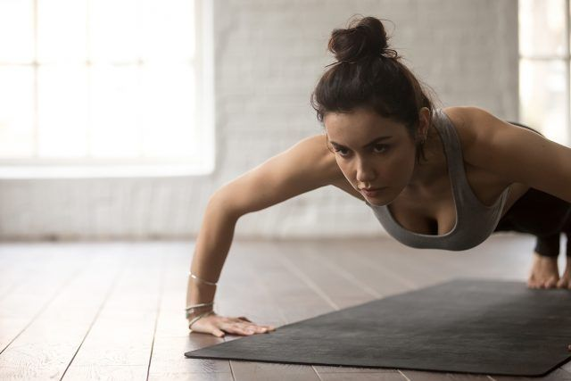 rutina para bajar grasa del brazo, especial para mujeres