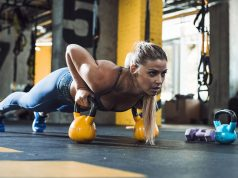 FULL BODY WORKOUT, enfoque en brazo, hombro y pierna, RUTINA FUNCIONAL EN EL GYM NUEVA NORMALIDAD