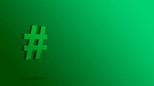 cuales hashtags se usan en redes sociales, como saber cuales son los mejores hashtags